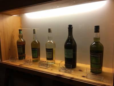 Exemplaires de Chartreuses anciennes