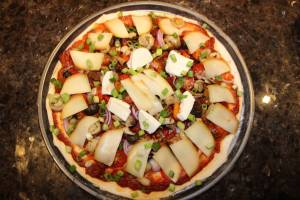 Pizza Veggie 6