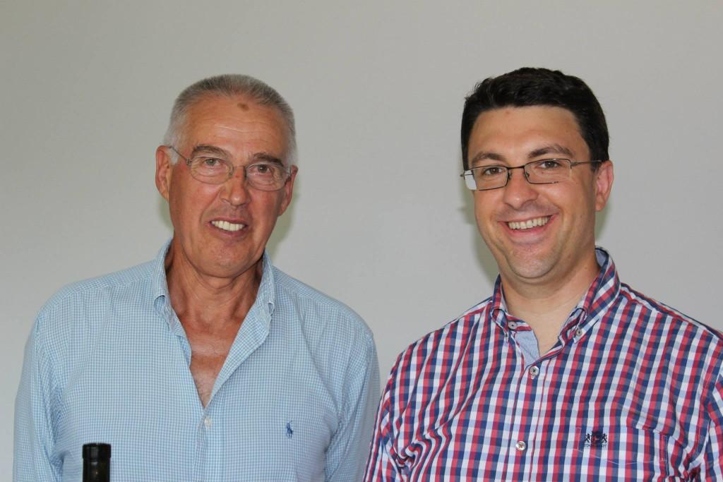 Josko Gravner & Hugues