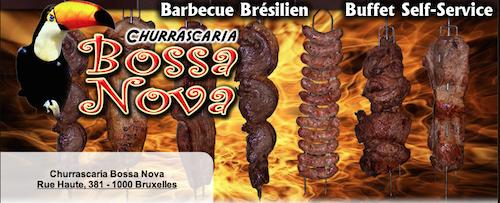 Bossa Nova, bbq brésilien à Bruxelles