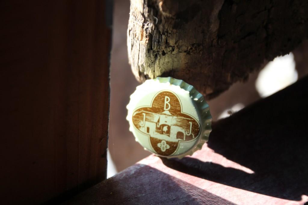 Capsule de la Brasserie de Jandrain-Jandrenouille