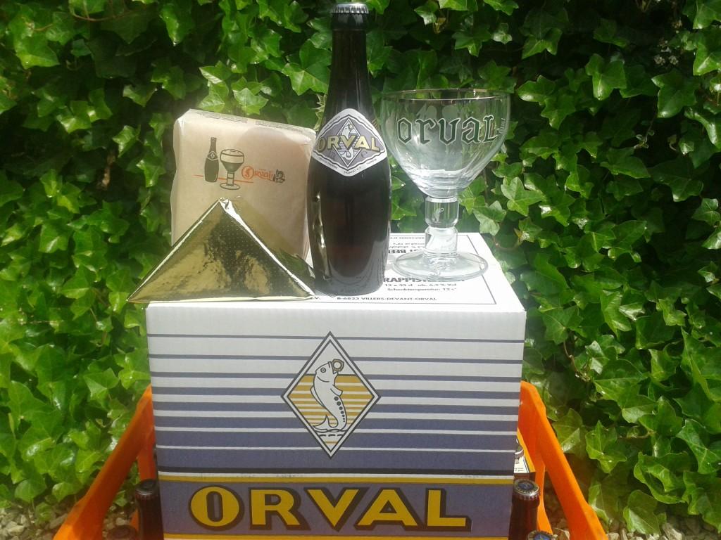 Le meilleur du magasin de l'abbaye d'Orval