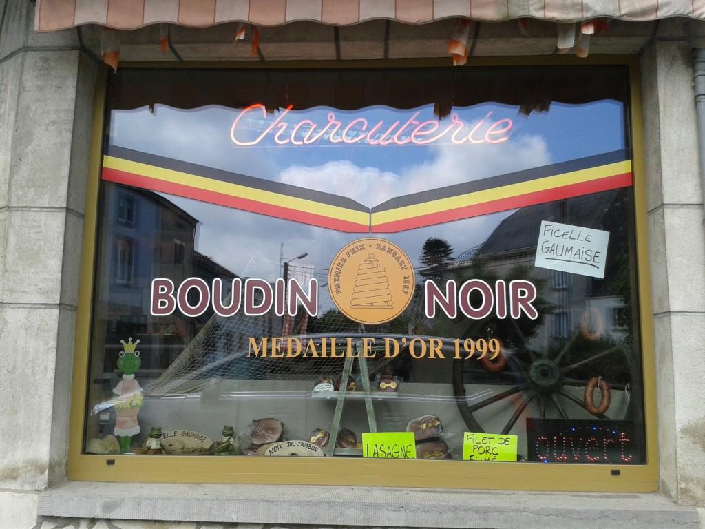 Boucherie Romain à Florenville