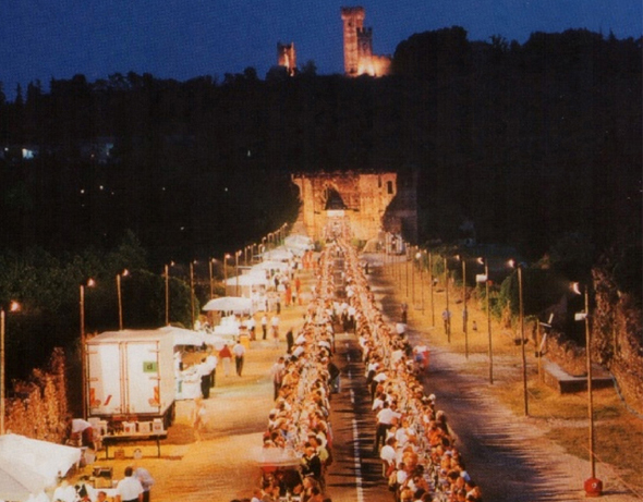 Festa del nodo d'Amore - Borghetto sul Mincio