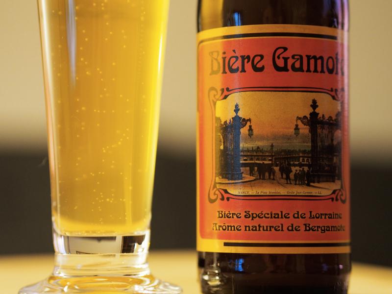 La bière Gamote