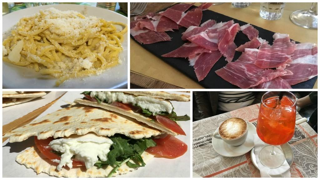 Rome, la savoureuse, expérience avril 2016