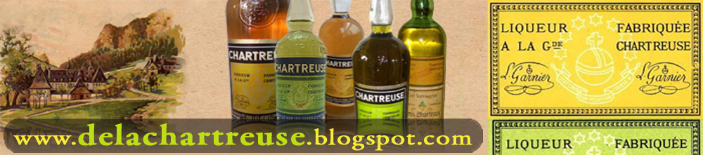 Blog 100% Chartreuse DeLaChartreuse.blogspot