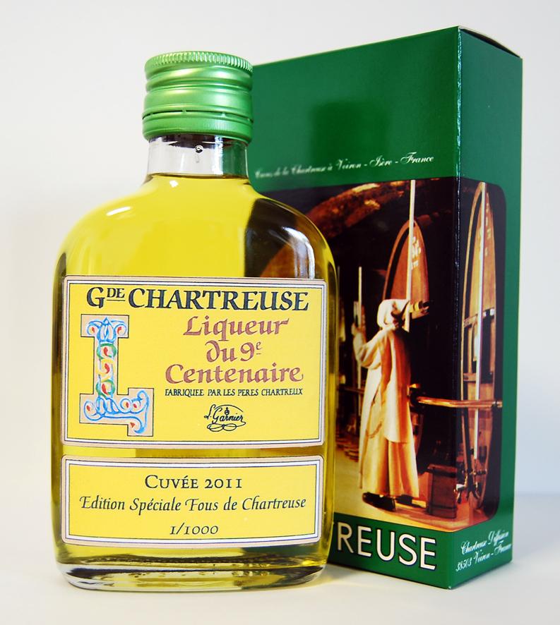Chartreuse du 9ème Centenaire - Cuvée 2011 Fous de Chartreuse
