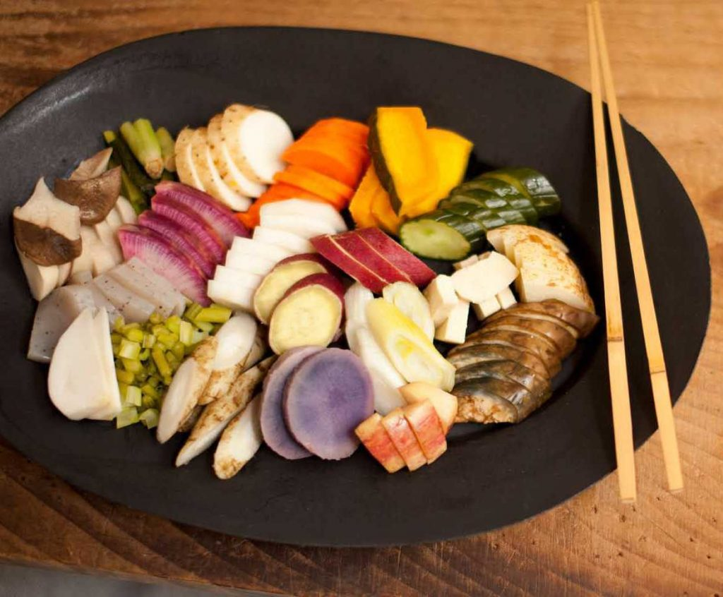 Pickle japonais