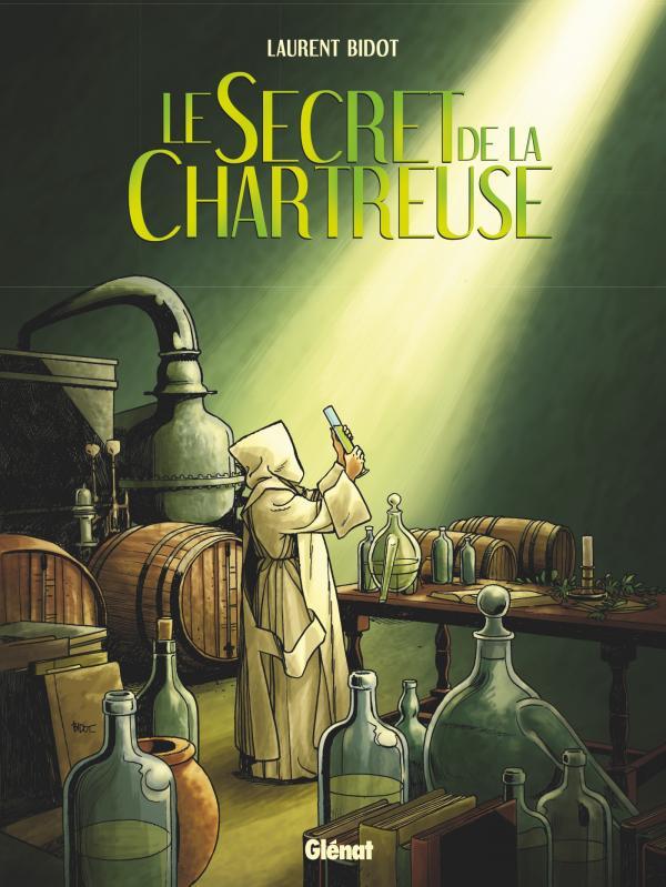 Le Secret de la Chartreuse, bande dessinée chez Glenat Editions