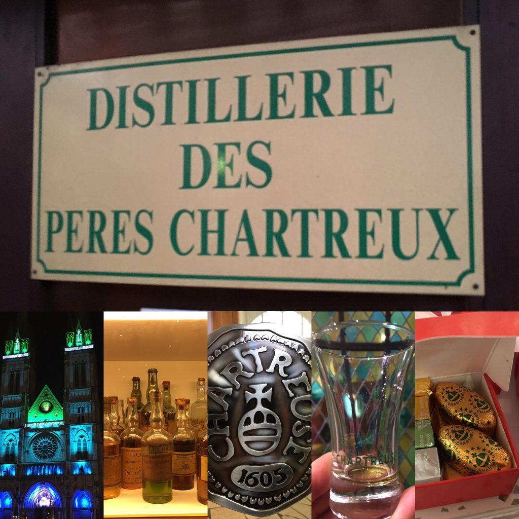 Visite de la cave des Pères Chartreux à Voiron
