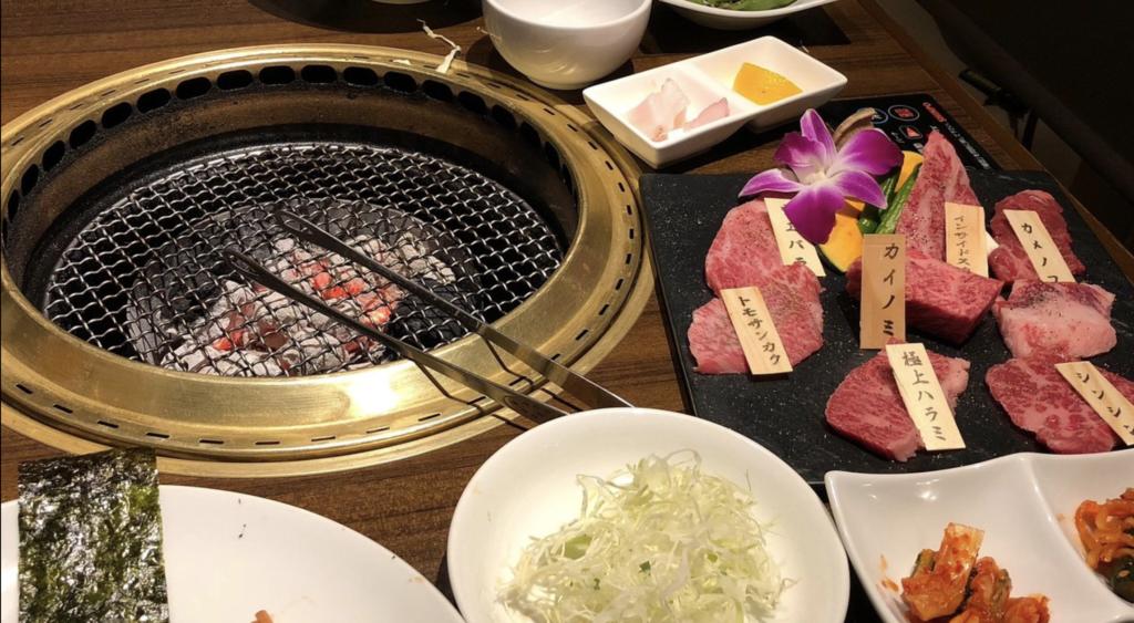 Cuisson à table - BBQ japonais