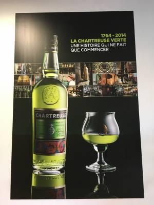 La Chartreuse verte - 250 ans d'histoire