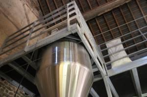 Le silo à malt
