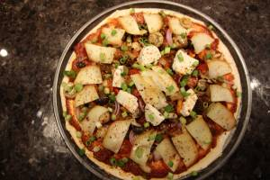 Pizza Veggie 7
